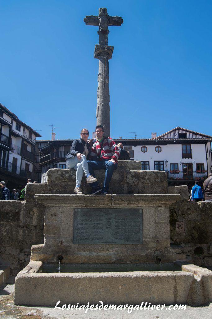 Que ver en La Alberca, cruceiro en la La Alberca - Los viajes de Margalliver
