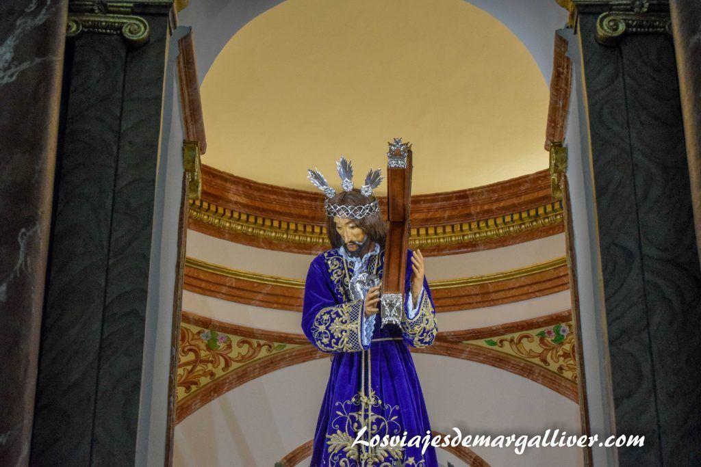 Cristo del Calvario en Montalbán de Córdoba- Los viajes de Margalliver