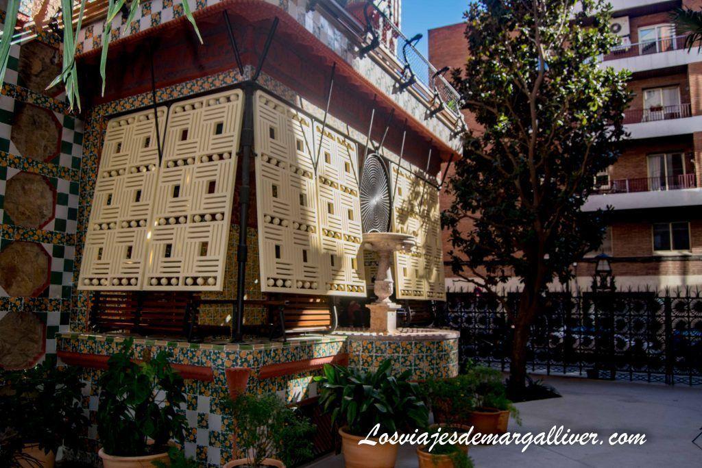 Barcelona en 3 días, casa Vicens de Gaudí - Los viajes de Margalliver