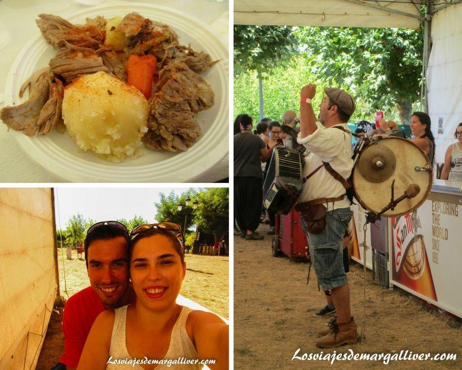 Festival do Castro en la Ribeira Sacra - Los viajes de Margalliver