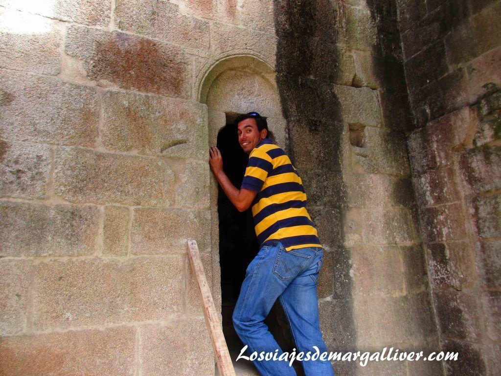 monasterio de Sta. Cristina do ribas do Sil - Los viajes de Margalliver