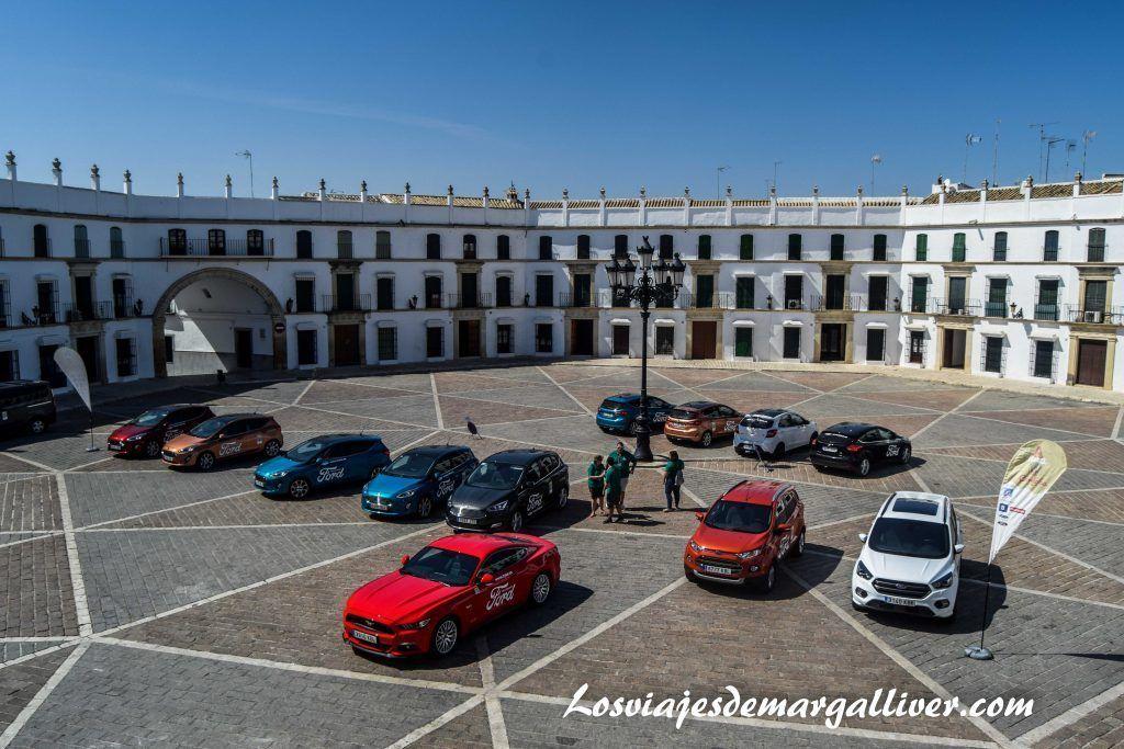 Plaza Ochavada de Aguilar de la Frontera en Córdoba, 5 pueblos que ver en Córdoba - Los viajes de Margalliver