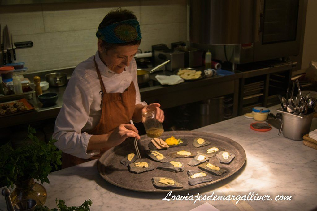 Restaurante Es Tast de Na Silvia, slowfood , Menorca en Invierno - Los viajes de Margalliver