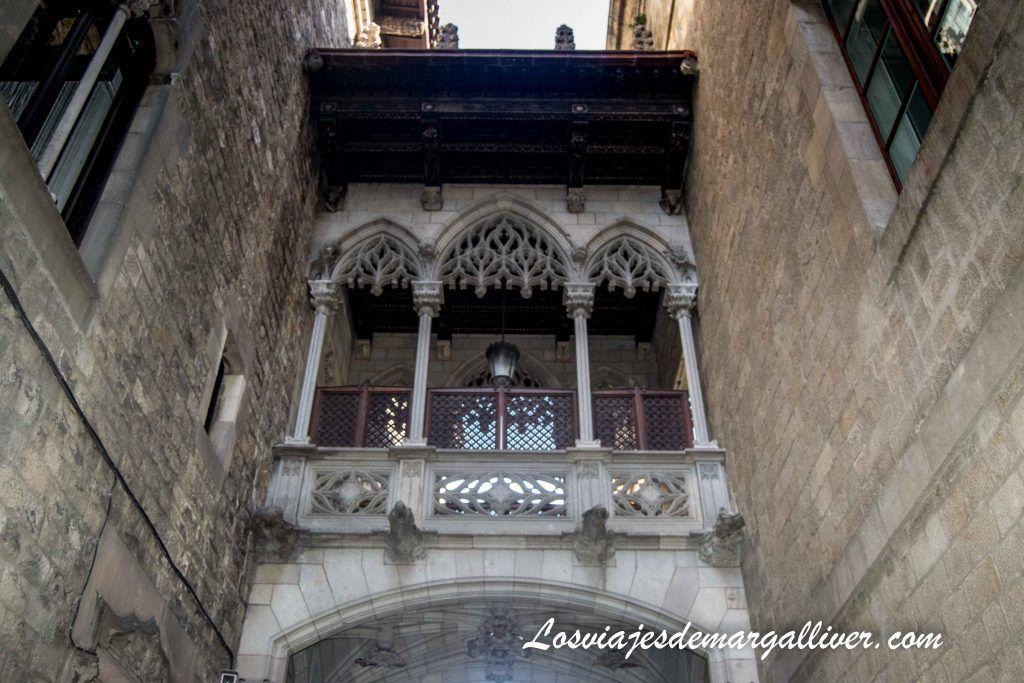 Barrio gótico de Barcelona, que hacer y ver en Barcelona en 3 días - Los viajes de Margalliver
