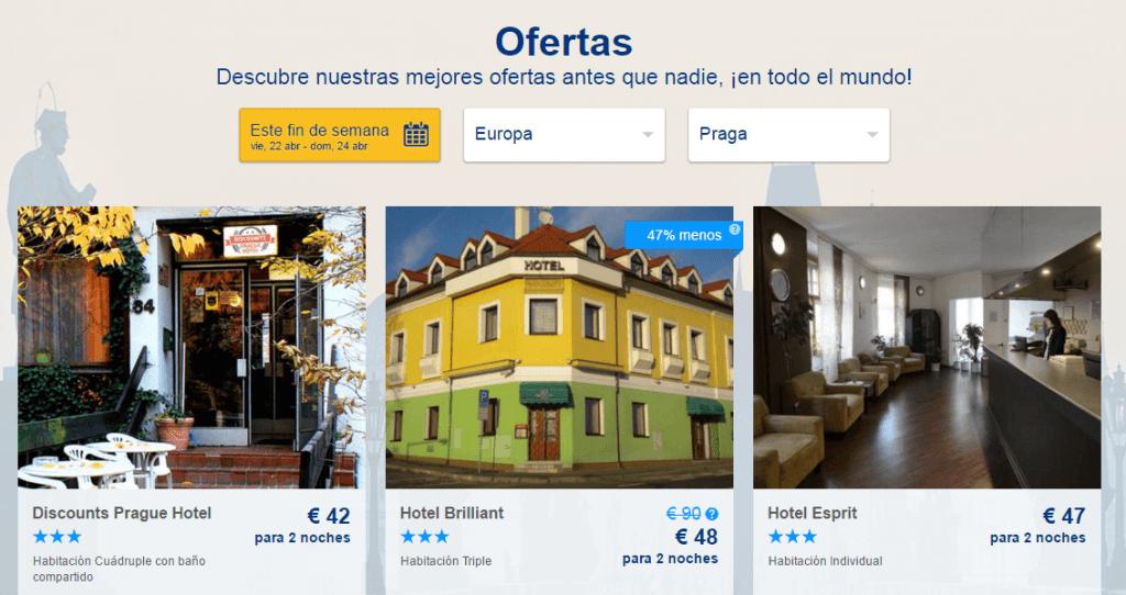 Hoteles baratos con Booking, ofertas en todo el mundo - Los viajes de Margalliver