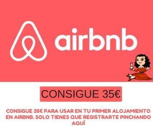descuento de 35€ en Airbnb