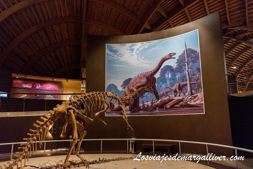 El Museo Del Jurásico De Asturias Los Viajes De Margalliver