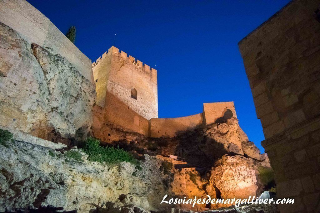 torre del homenaje de la fortaleza de la mota - Los viajes de Margalliver