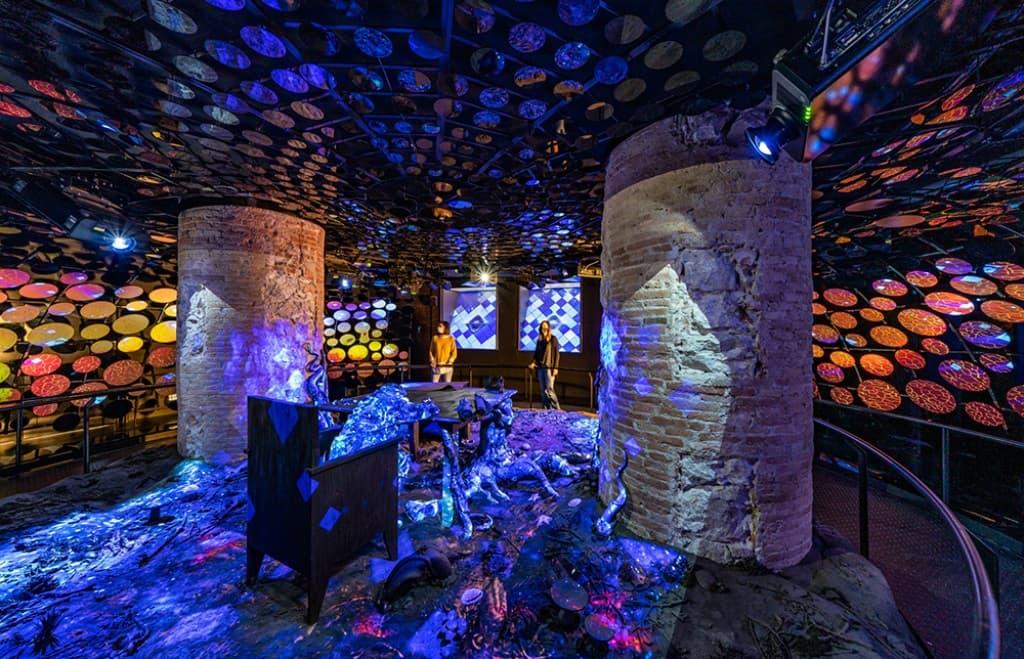 Sala Gaudí Dome en la Casa Batlló en Barcelona - Los viajes de Margalliver