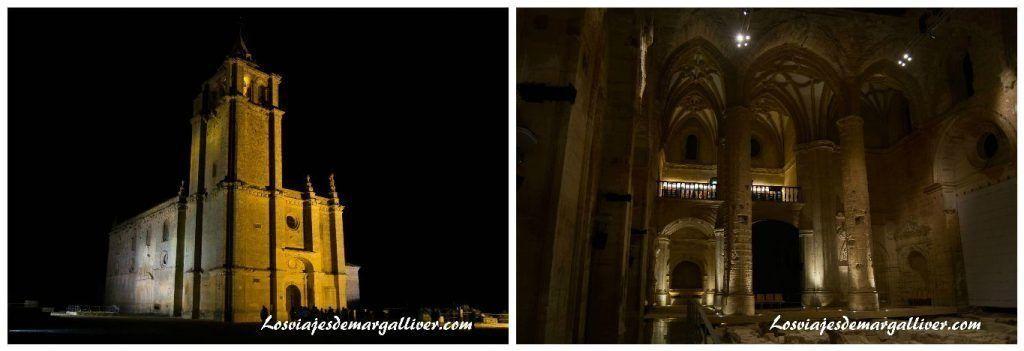 Iglesia Abacial de La fortaleza de la Mota en Alcalá la Real - Los viajes de Margalliver