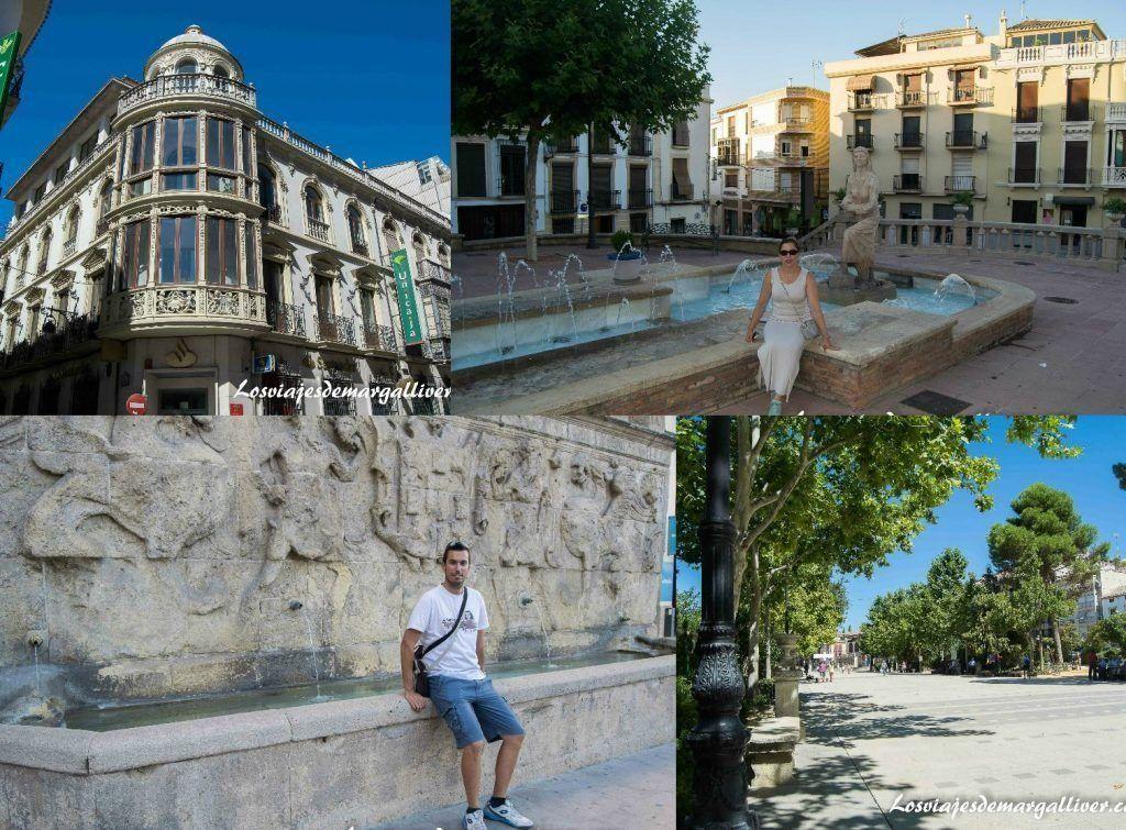 Ruta por el centro histórico de Alcalá la real - Los viajes de Margalliver
