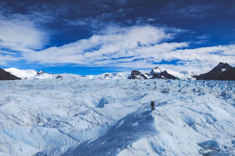 Union Glacier en el Polo Sur - Los viajes de Margalliver