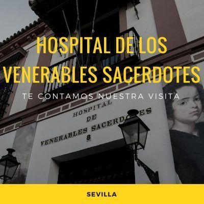 Visitamos el hospital de los venerables sacerdotes