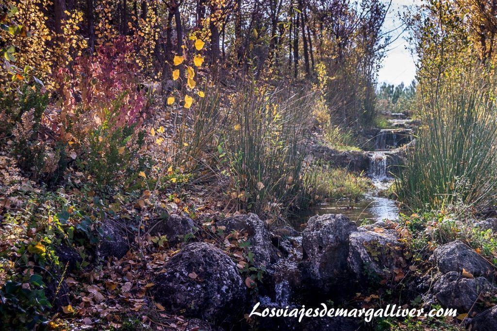 Jardín Micológico de la Trufa en Priego de Córdoba , Geoparques de Andalucía- Los viajes de Margalliver