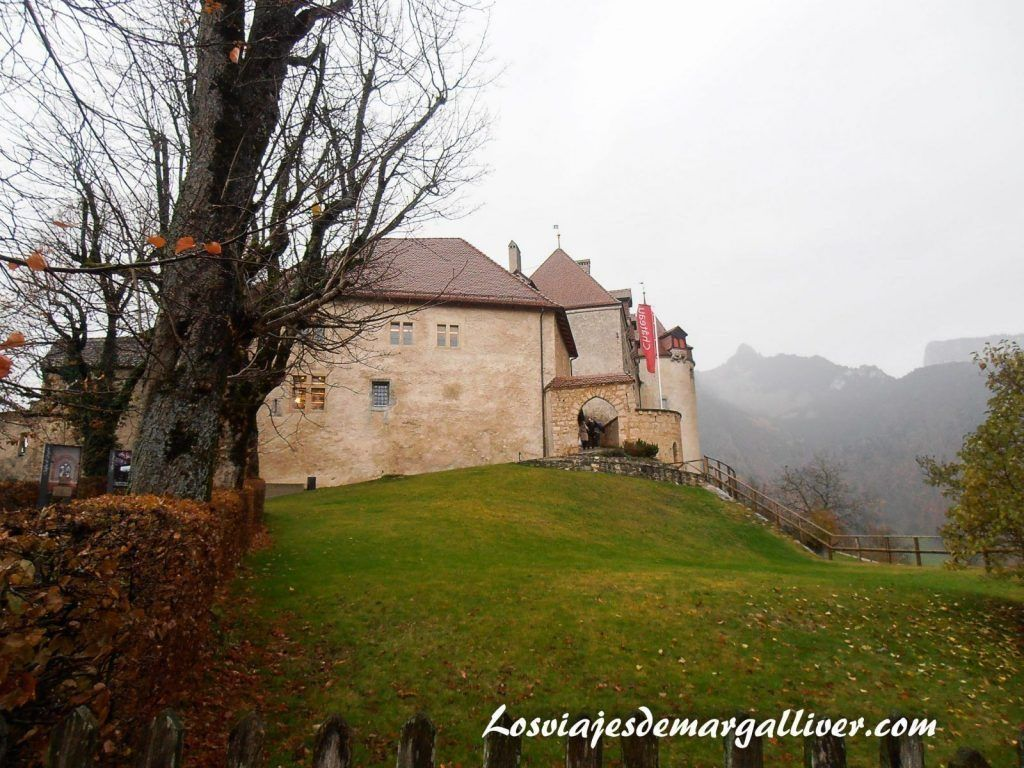 Castillo St Germain , que ver en Gruyeres en un día - Los viajes de Margalliver