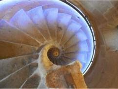 escaleras campanario, Alcalá de henares en un día - Los viajes de Margalliver