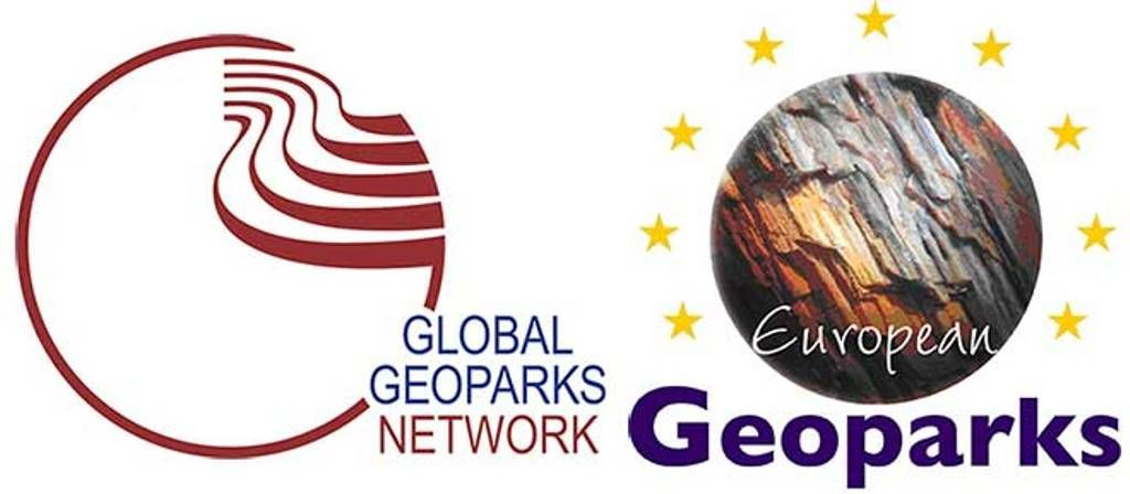 insignia de global geoparks networks, geoparques de Andalucía - Los viajes de margalliver