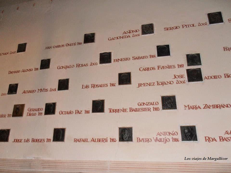 lista premios cervantes , Alcala de henares en un día - Los viajes de Margalliver