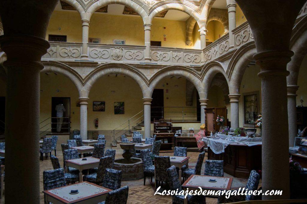 palacio de salcedo en Baeza - Los viajes de Margalliver