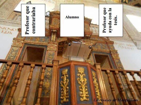 paraninfo universidad, Alcalá de henares en un día - Los viajes de Margalliver