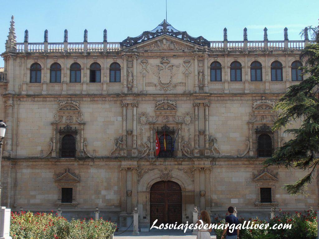 universidad , Alcalá de Henares en un día - Los viajes de Margalliver