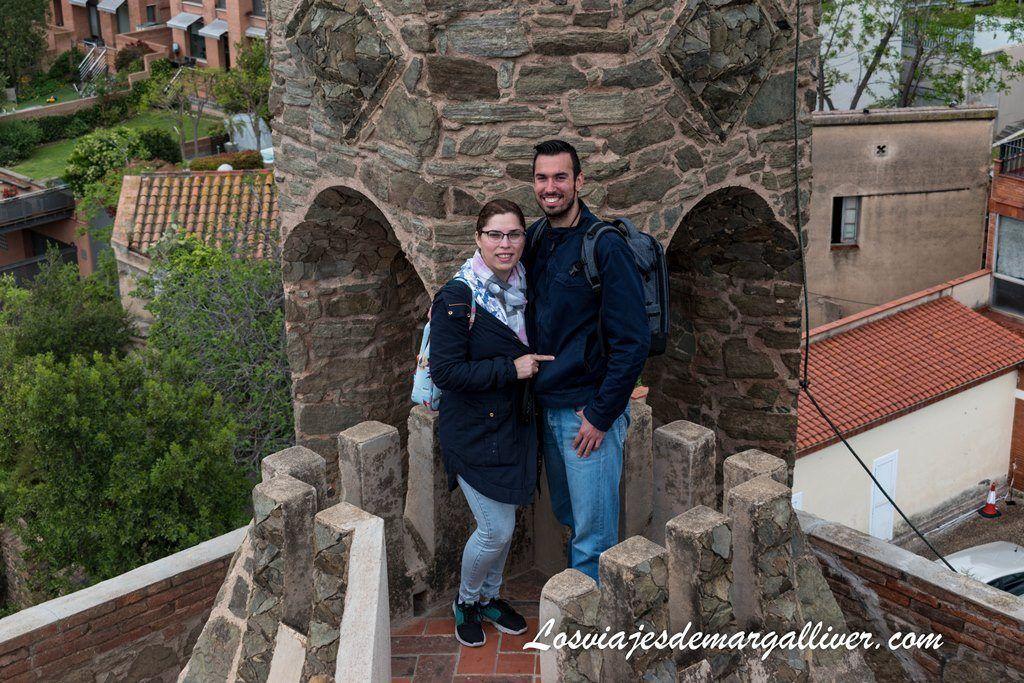 Torre bellesguard de Gaudí - Los viajes de Margalliver