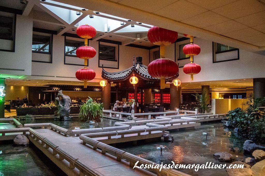 Recepción del Holiday Inn MontrealCentreville Downtown ,10 cosas que hacer en Montreal - Los viajes de Margalliver