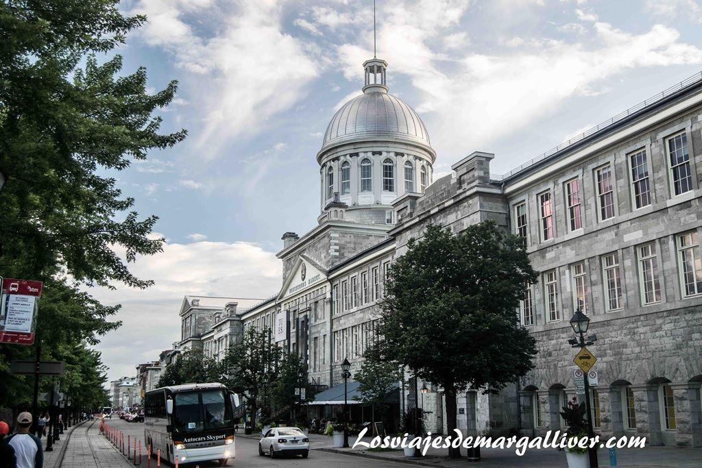 Edificio Old Montreal Antique Fair , 10 cosas que hacer en Montreal - Los viajes de Margalliver