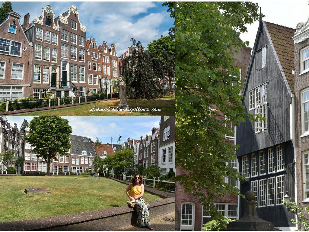 Begijnhof, Ámsterdam en 3 días - Los viajes de Margalliver