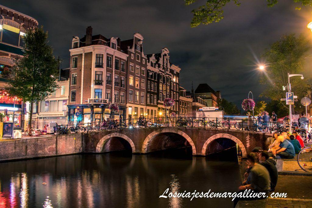 Barrio rojo de Ámsterdam, que ver en Ámsterdam en 3 días - Los viajes de Margalliver
