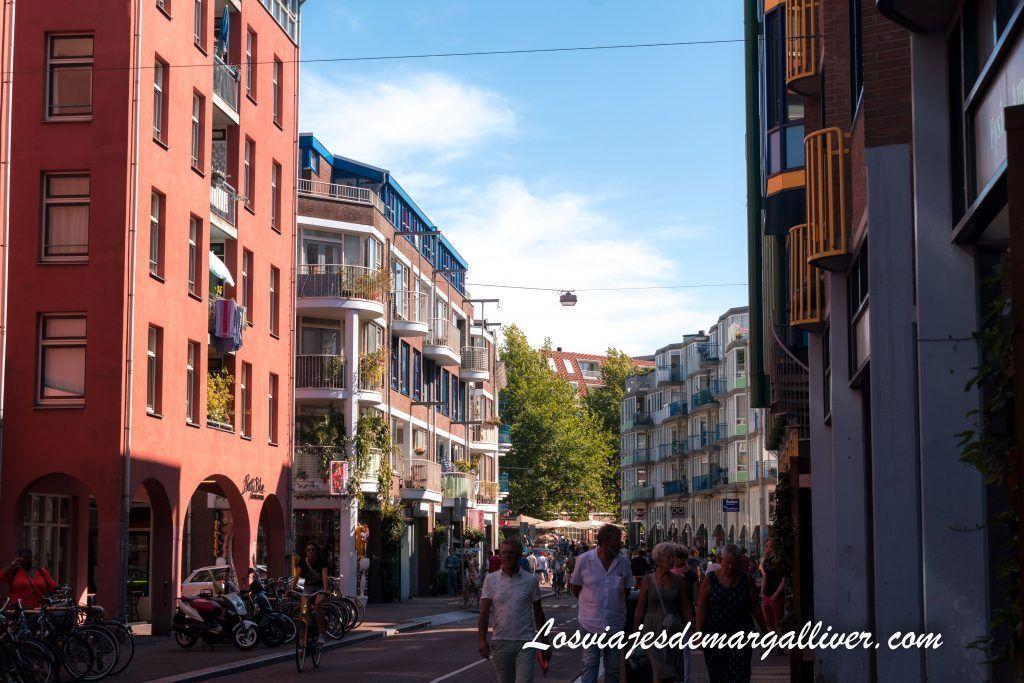 El barrio judío de Ámsterdam - Ámsterdam en 3 días - Los viajes de Margalliver