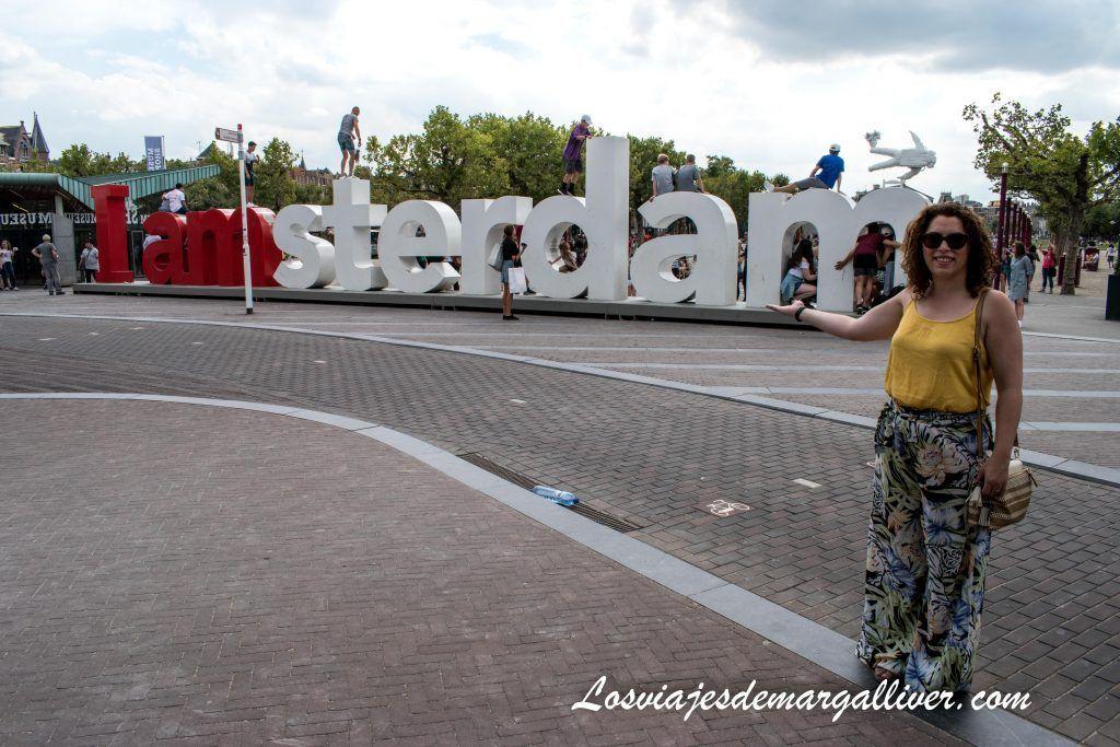 I amsterdam - Ámsterdam en 3 días - Los viajes de Margalliver