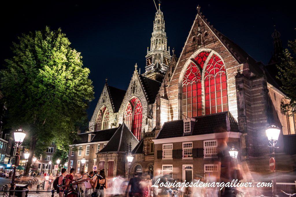Oude Kerk en el barrio rojo - Ámsterdam en 3 días - Los viajes de Margalliver