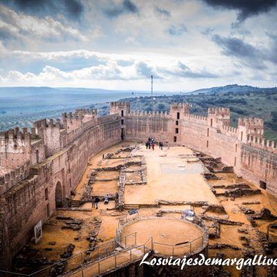 Ruta de castillos y batallas