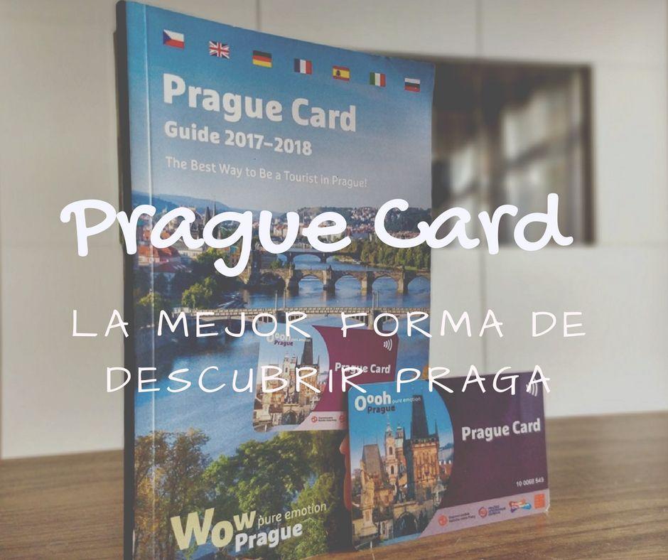 Prague Card, lo mejor para descubrir Praga - Los viajes de Margalliver