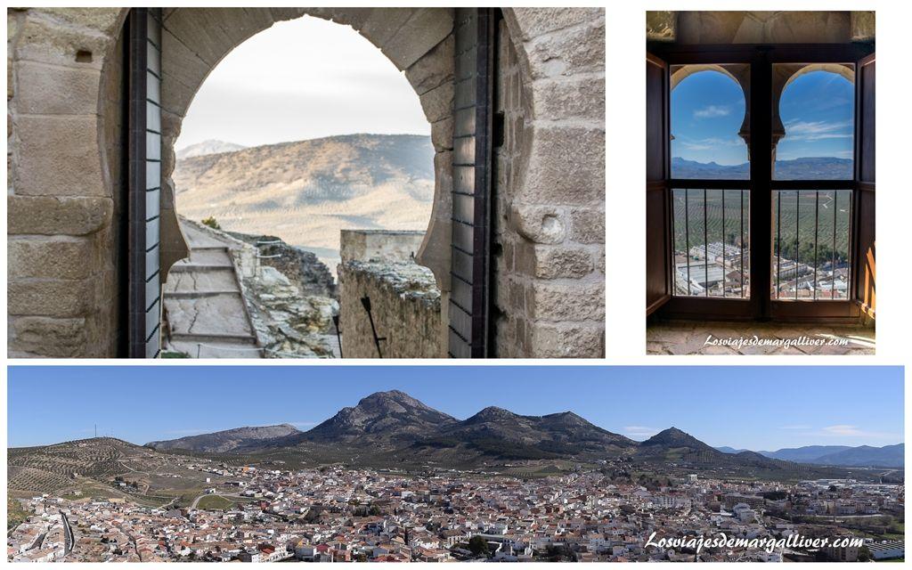 Vistas de distintos pueblos de la provincia de Jaén, pueblos de Jaén - Los viajes de margalliver