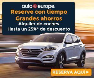 Autoeurope, tu comparador de coches de alquiler