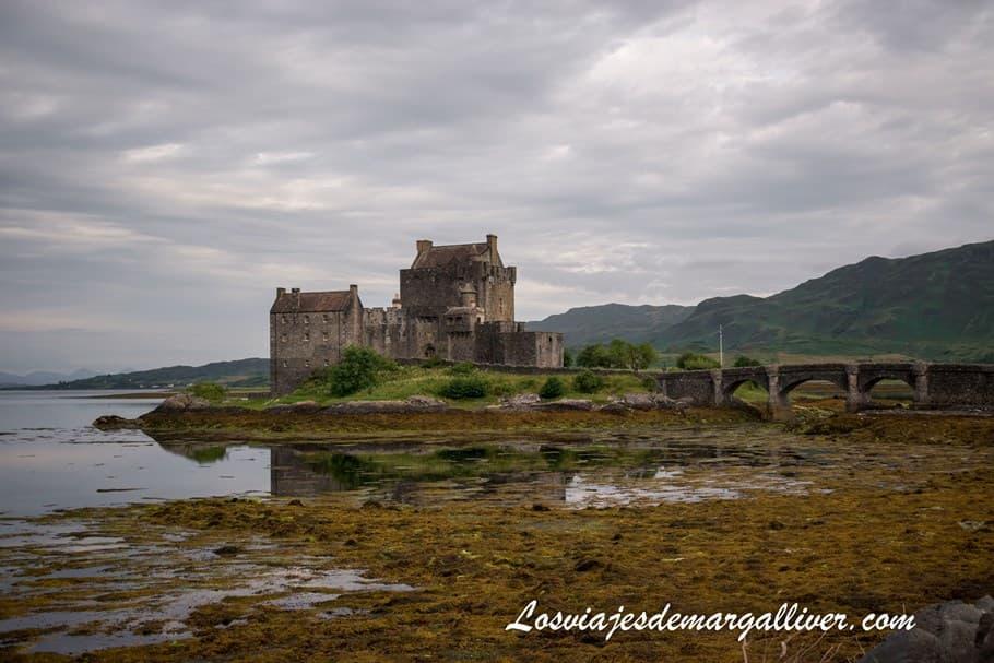 Castillo Eilean Donan en Escocia - Los viajes de Margalliver