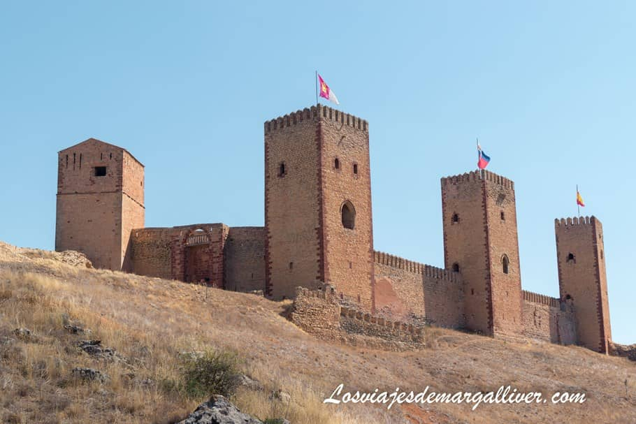 Fortaleza y castillo de Molina de Aragón - Los viajes de Margalliver