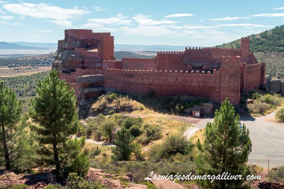 Castillo de Peracense, uno de los castillos mas espectaculares de Europa - Los viajes de Margalliver