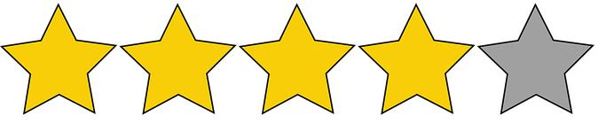 Puntuación 4 estrellas a Volendam, cerca de Amsterdam