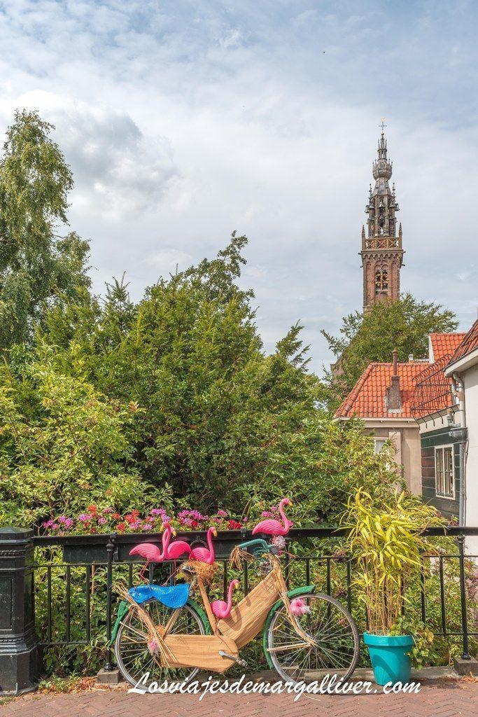 Rincón precioso de Edam , pueblos cerca de Ámsterdam - los viajes de Margalliver
