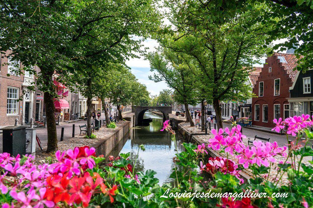 canal de Edam, pueblos cerca de Ámsterdam - Los viajes de Margalliver