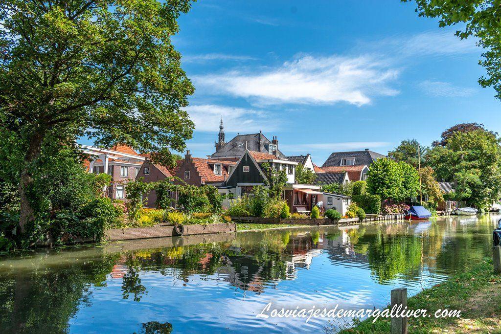 Edam, uno de los pueblos mas bonitos cerca de Ámsterdam - Los viajes de Margalliver