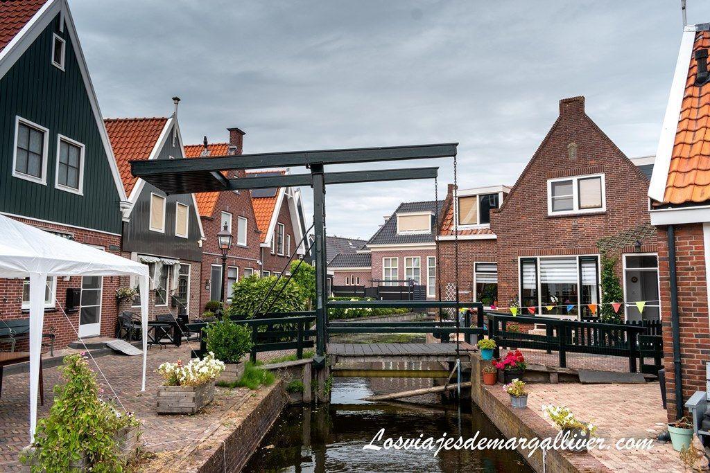 Paseo por Volendam , pueblos cerca de Ámsterdam - Los viajes de Margalliver
