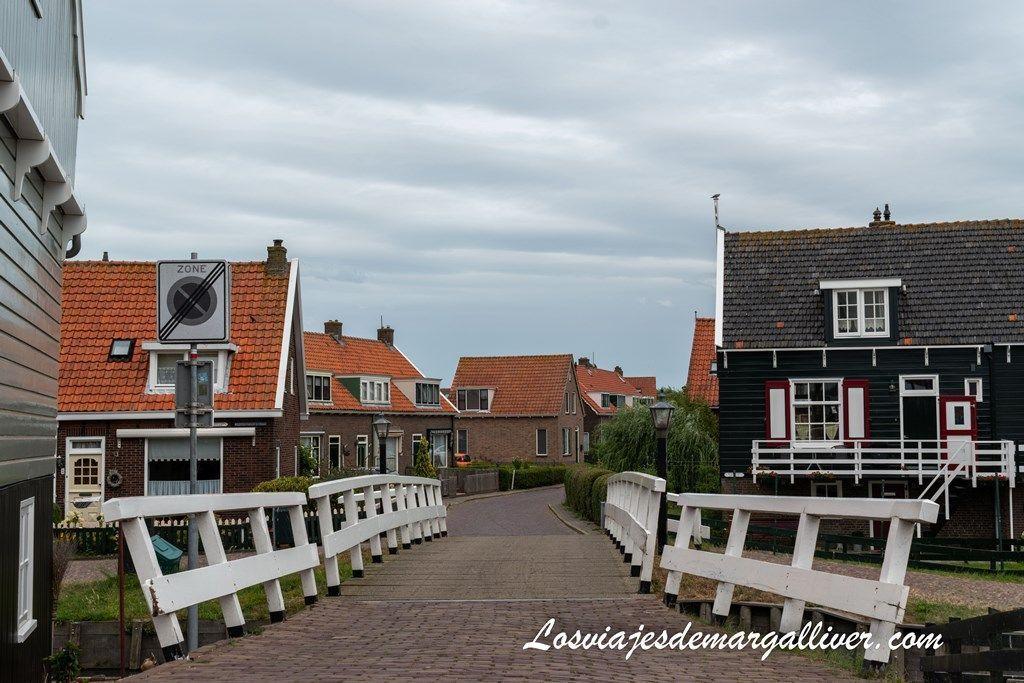 Marken, un pueblo bucólico muy cerca de Ámsterdam - Los viajes de Margalliver