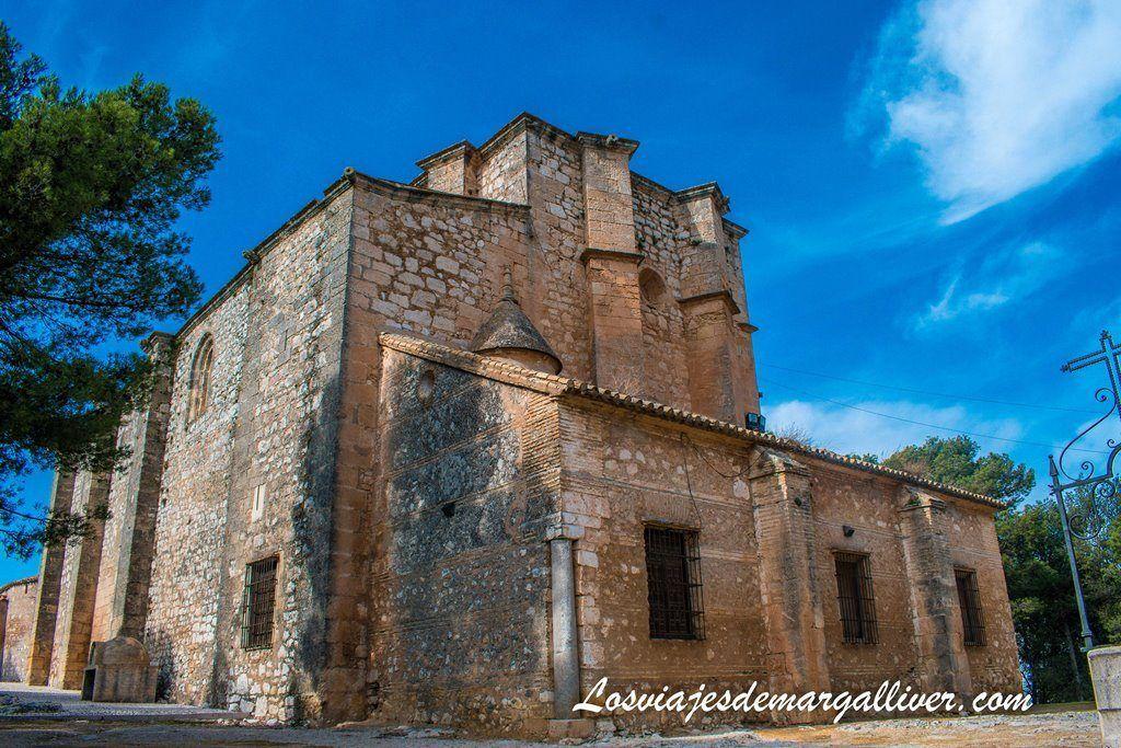 Fachada de la Iglesia de Santa María de Estepa, conociéndola en un día - Los viajes de Margalliver