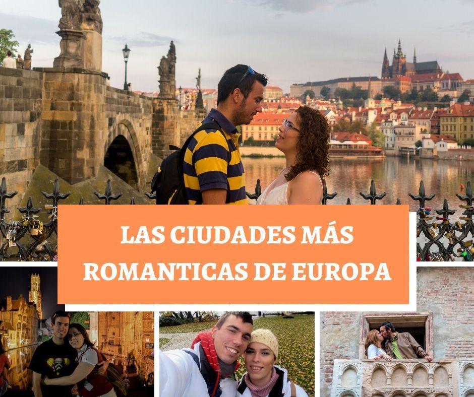 Las ciudades más románticas de Europa, nuestra selección - Los viajes de Margalliver
