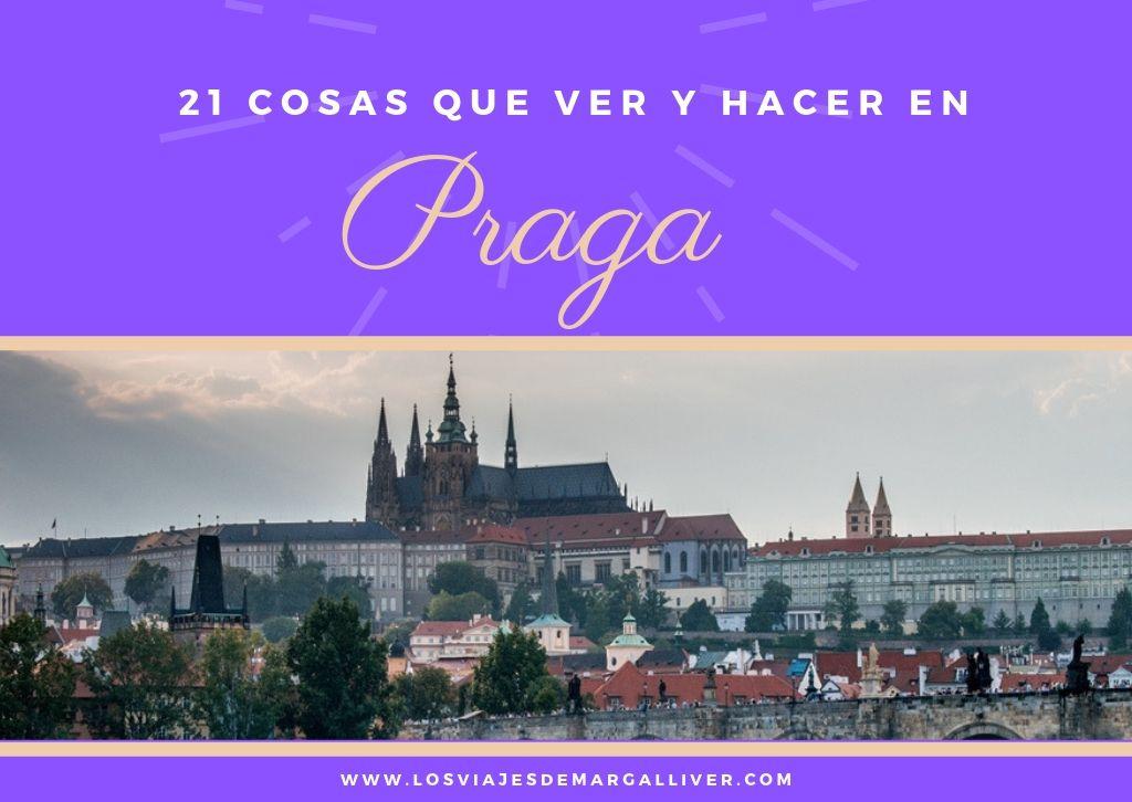 21 cosas que ver y hacer en Praga - Los viajes de Margalliver