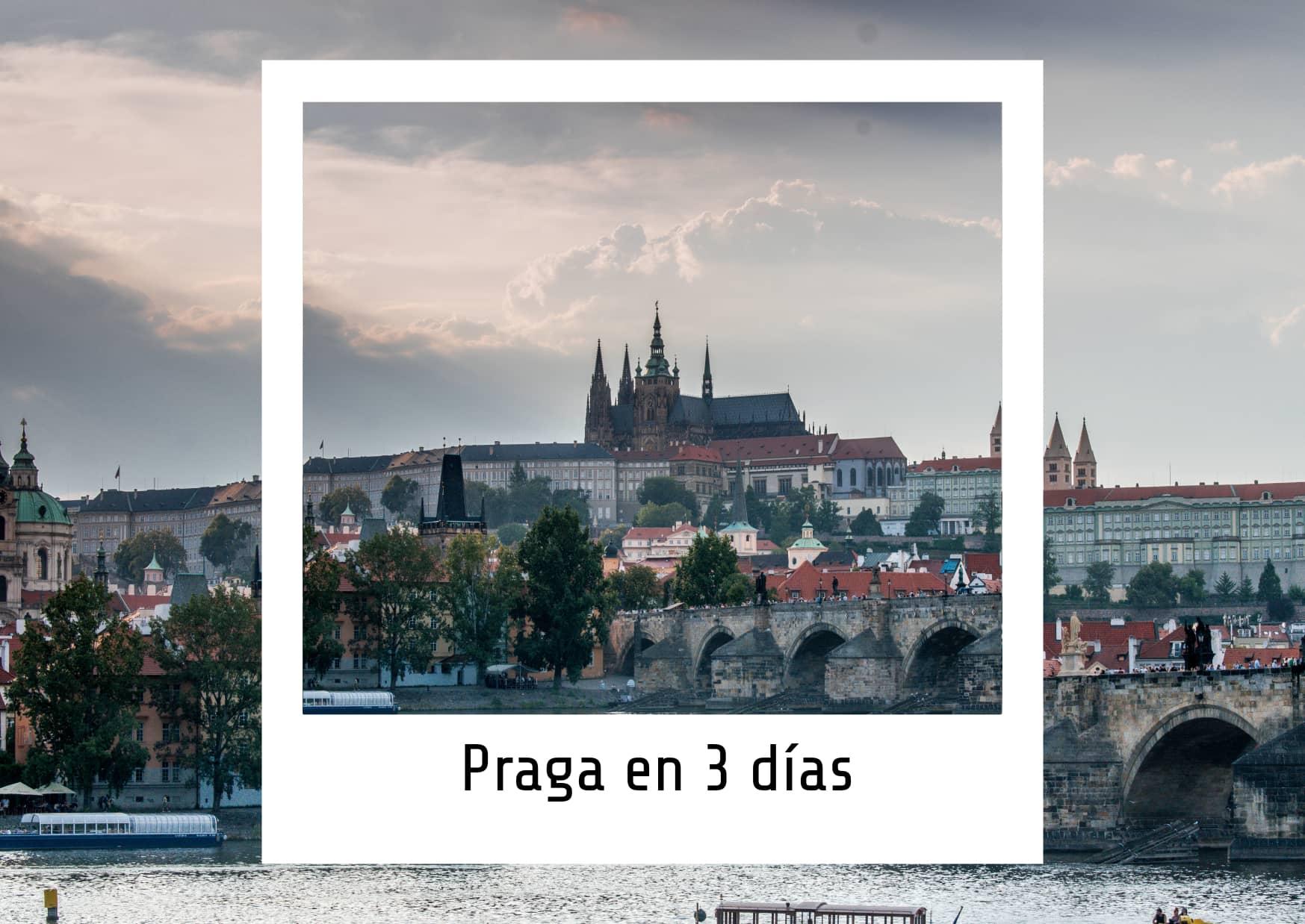 Que ver en Praga en 3 días - Los viajes de Margalliver